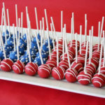 Ditch the traditional wedding cake...get creative and make Betsy Ross proud!