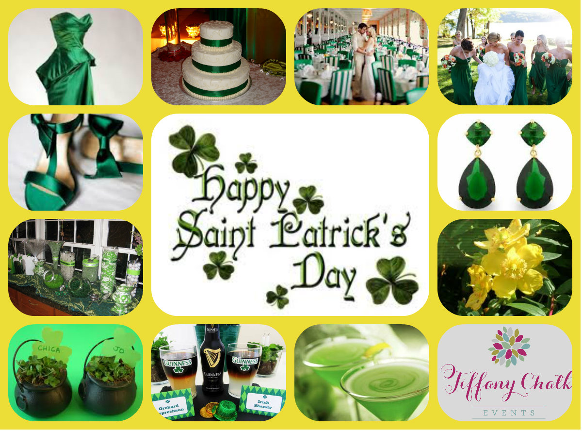 St. Patrick Day Collage