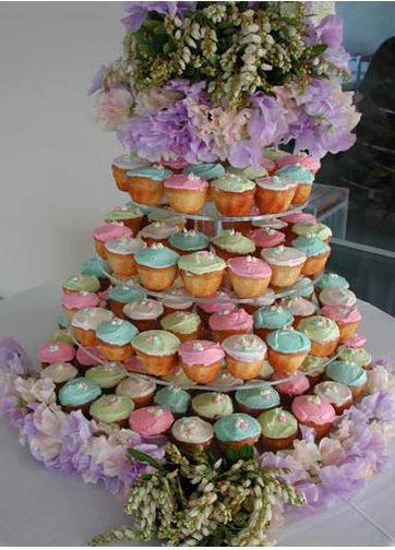 Easter wedding cake picutre