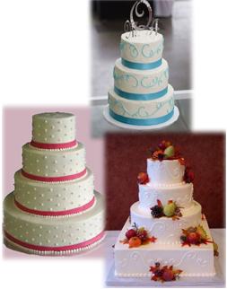 Wedding Wednesday Ice Cream Wedding Cakes Tiffany Chalk Events